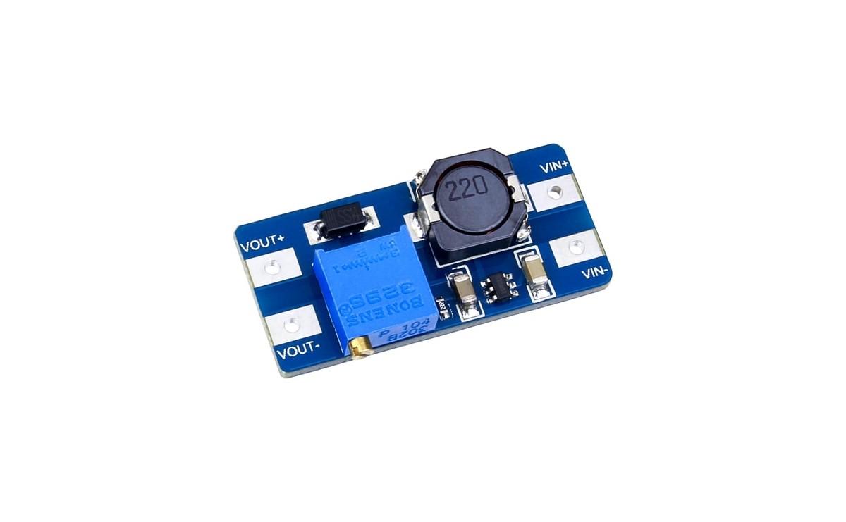 ماژول افزاینده ولتاژ ۲ آمپر MT3608