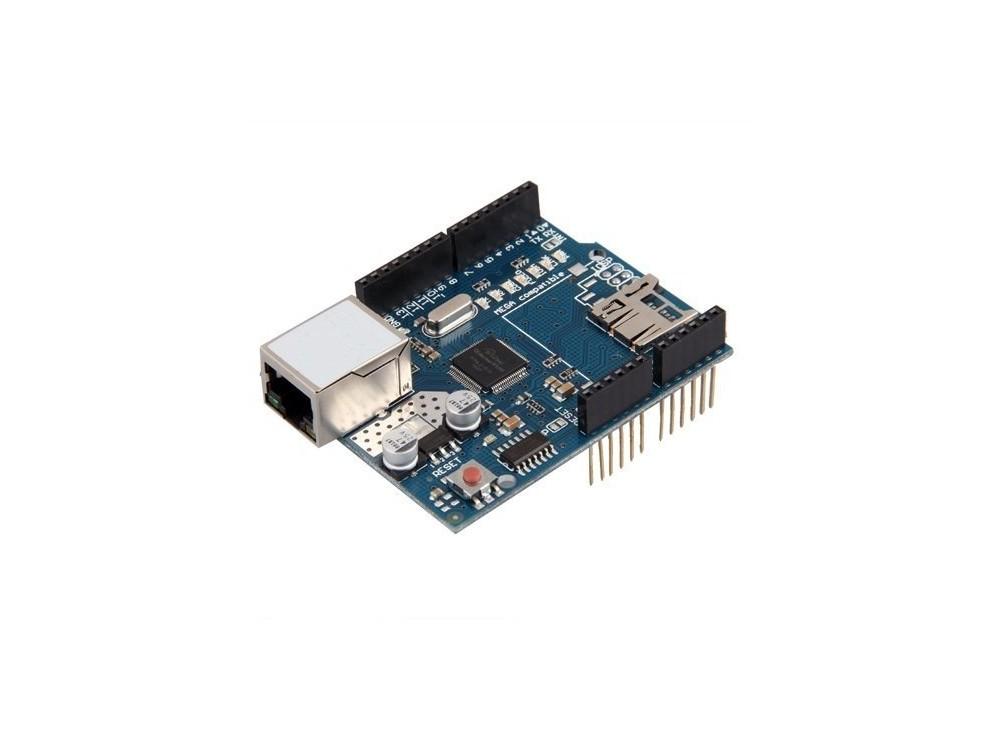 شیلد شبکه W5100